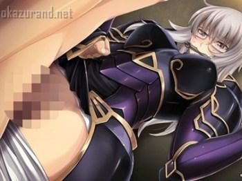 【鉄と裸II 〜敗北の女帝〜】無骨な鎧に身を包む女騎士たちを凌辱するファンタジーADV!