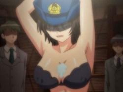 中出し許可法案に反対する女性警官を集団でリンチ!弱みを握られて抵抗空しく輪姦アクメ!