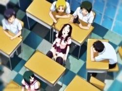 ひどすぎる虐め現場を発見!カワイイ女子校生がクラスメイトが見ている中、公開オナニーさせられる!?