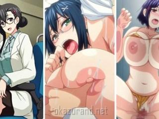 【一求乳魂】大っきいおっぱい大好きな人の為のエロアニメ総集編