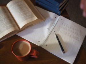 ノートのまとめ方の画像