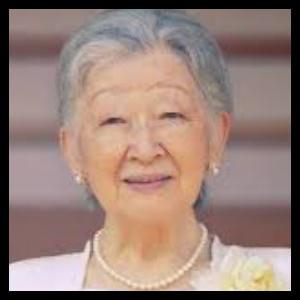 美智子さまの画像