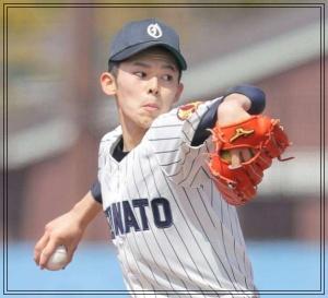 郎希選手の画像
