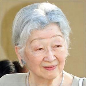 美智子様の眉毛の画像