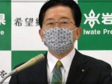 知事 マスク 小池 の 型紙 の