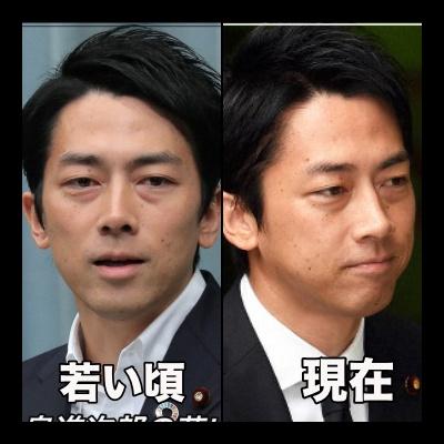 小泉進次郎画像比較