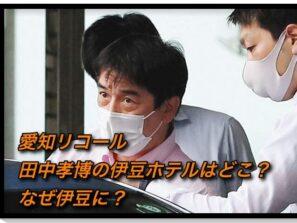 愛知県リコール問題の田中孝博