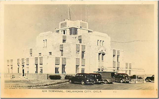 Oklahoma City Air Terminal