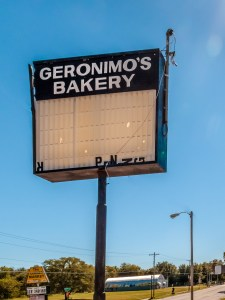 Geronimo Baker