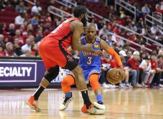How to watch Oklahoma City Thunder vs. Houston Rockets, Game 1