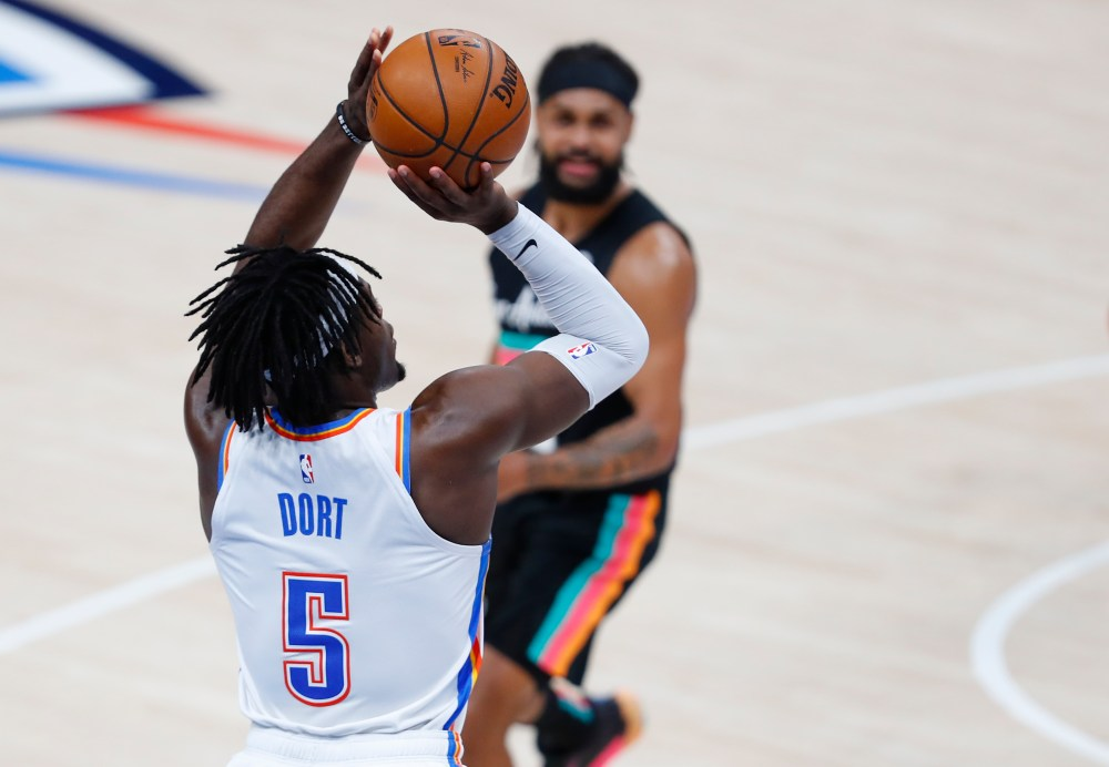 Thunder vs. Spurs: Best photos from OKC's 102-99 victory