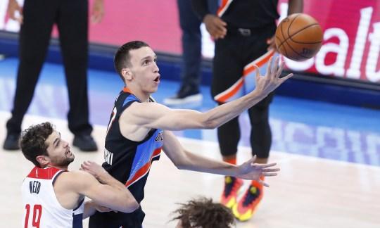 Vecenie: 'Can't put a ceiling' on Thunder rookie Aleksej Pokusevski