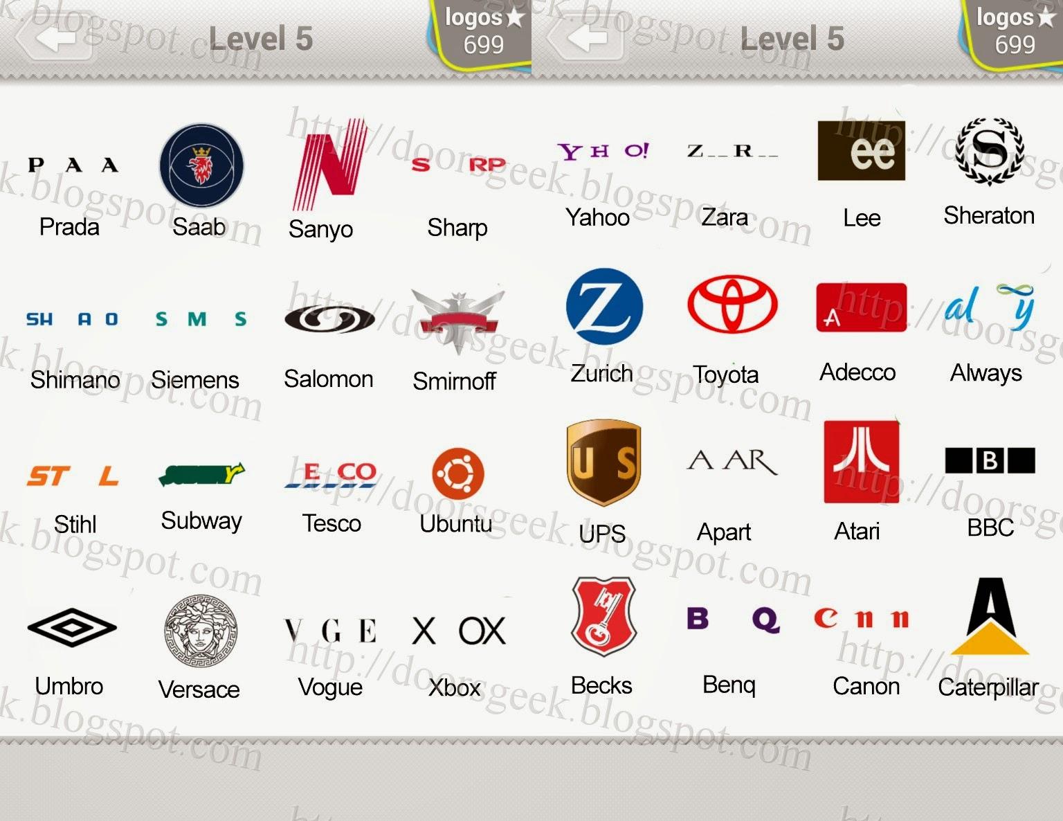Respuestas De Logos Quiz Bubble Trucos Para Logos Quiz Bubble