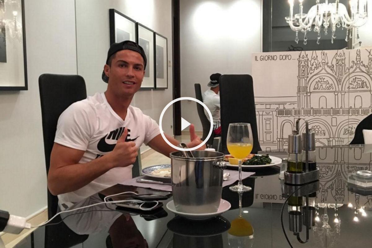 Cristiano Ronaldo vende sus casas en Madrid
