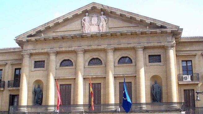 El Gobierno navarro retira la Cruz Laureada de San