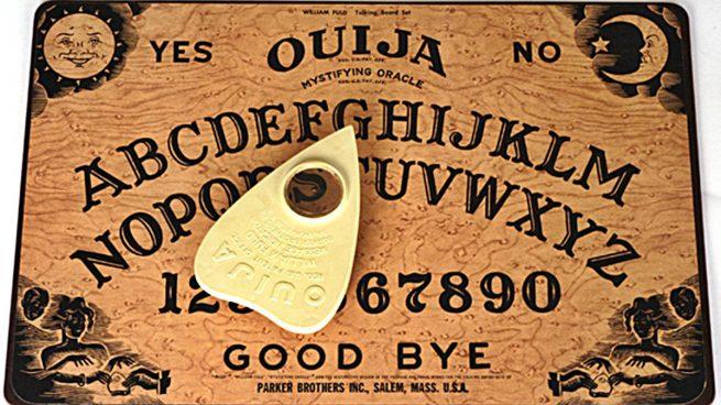 El juego de la Ouija: Ciencia oculta
