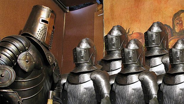 Caballeros Medievales 5 curiosidades sobre los caballeros de la Edad Media