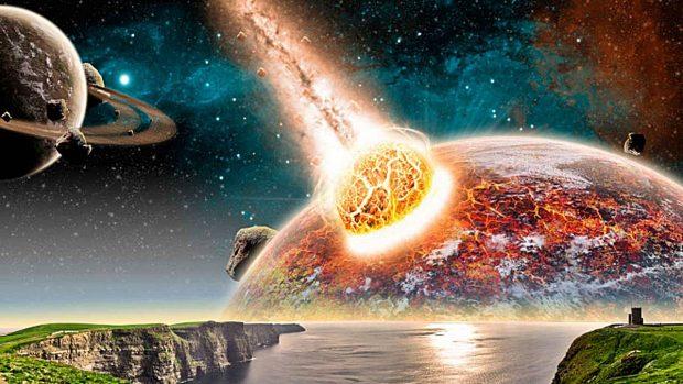 Teorías más aceptadas para explicar el origen de la Tierra