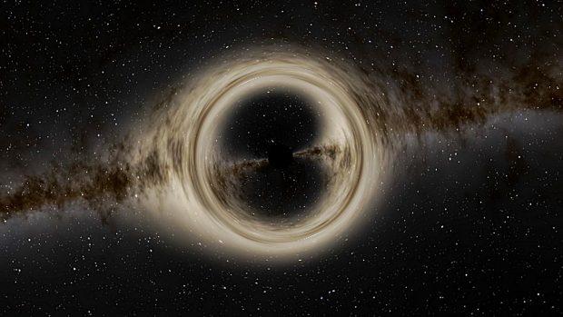Cosas extrañas del universo: Lente gravitacional