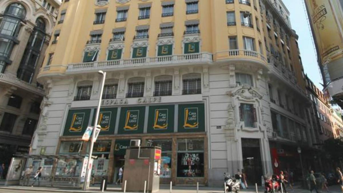 Cristiano Ronaldo compra la Casa del Libro de Gran Va para hacer un hotel y un tico