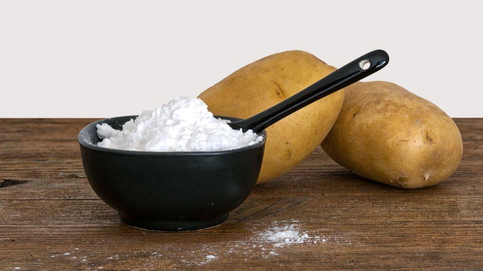 Cmo hacer fcula o almidn de patata fcilmente paso a paso