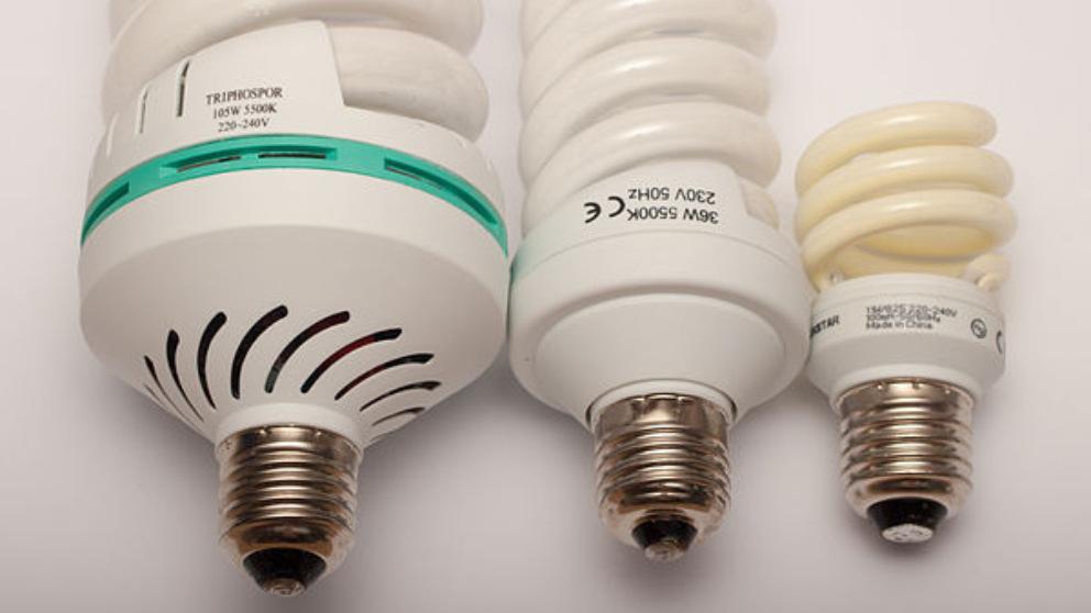 Qu son las bombillas de bajo consumo