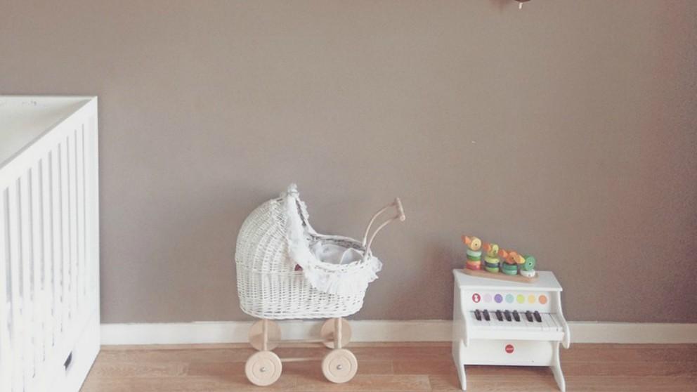 Los mejores colores para pintar el cuarto del beb