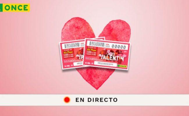 Once Resultado Del Sorteo De San Valentín 2019 En Directo