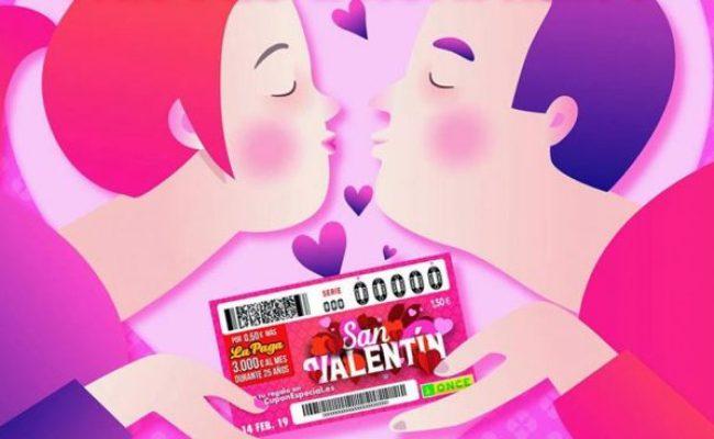 Sorteo Once San Valentín 2019 Comprobar Resultado Del