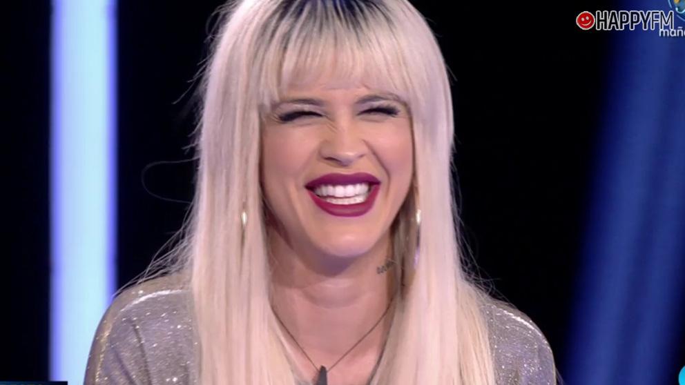 GH DO Ylenia Padilla la la al calificar a Sofa Suescun