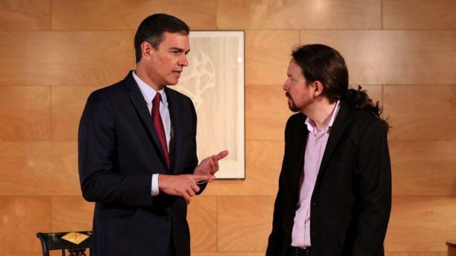 Sánchez tiene ya un preacuerdo con Iglesias para una coalición que apoyarían PNV, Más País, PRC y TE
