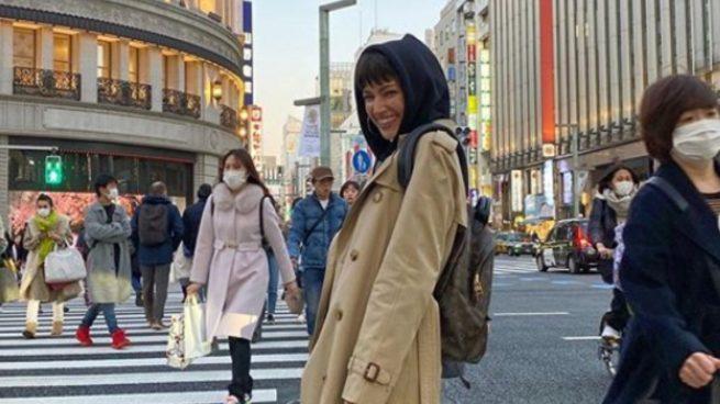Instagram: Úrsula Corberó se ríe del coronavirus en Japón