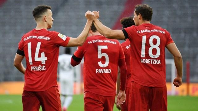 Bayern de Múnich - Eintracht Frankfurt: Resultado, resumen y goles ...