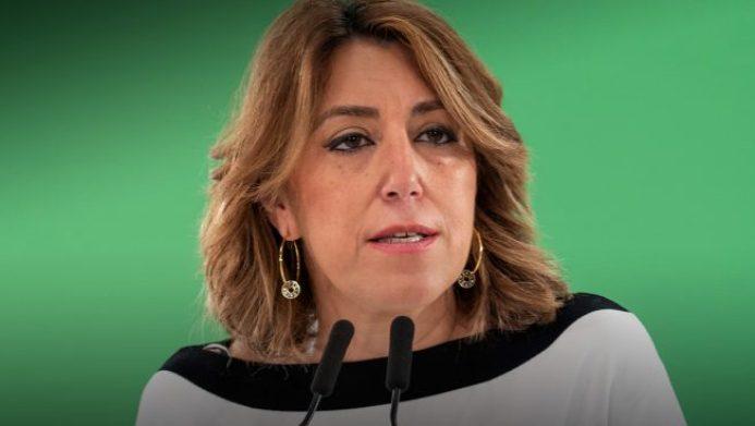 Susana Díaz bloquea en Twitter al PP Andaluz | Última hora Andalucía