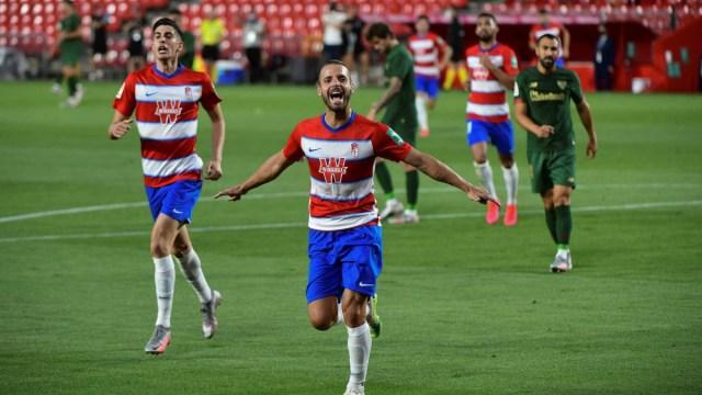 Granada - Athletic: resultado, resumen y goles (4-0)