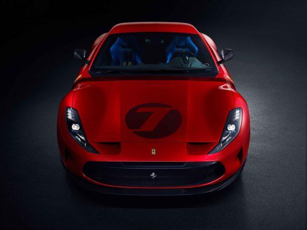 Este es el nuevo modelo de Ferrari: el Omologata, dirigido directamente a un consumidor europeo