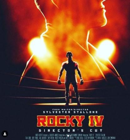 """""""Rocky vs Drago"""""""