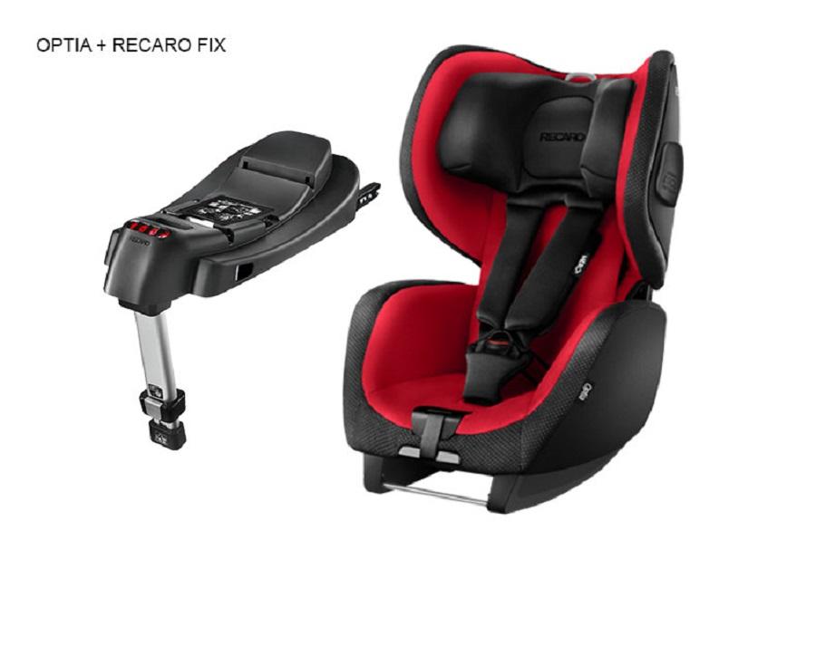 Atencin Dos sillas de coche Recaro tienen problemas de
