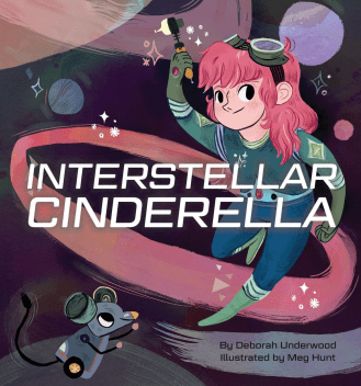 Interstellar Cinderella picture book