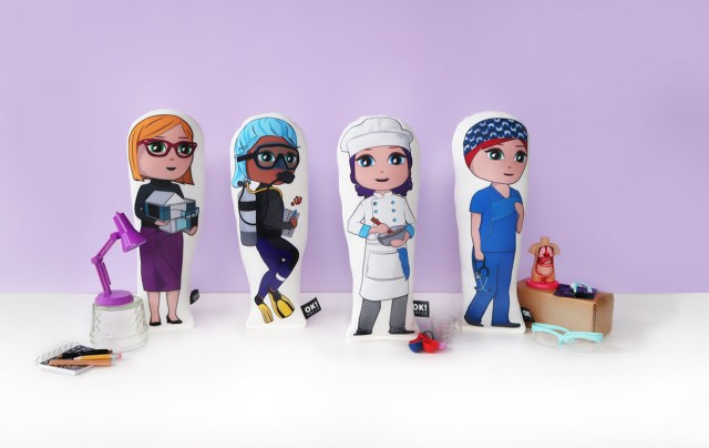 OKDOLLS-surgeon-architect-marine-biologist-chef