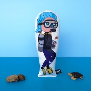 OKDOLLS-marine-biologist-doll