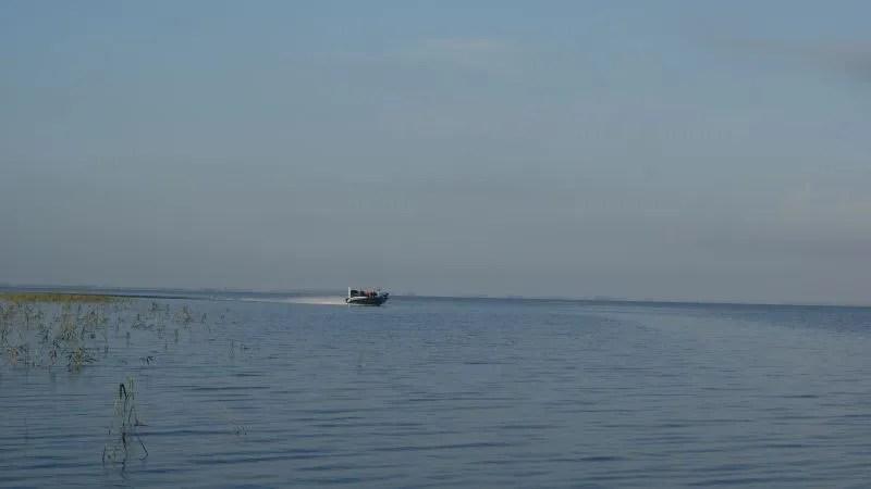 Perfect day on Lake Ida