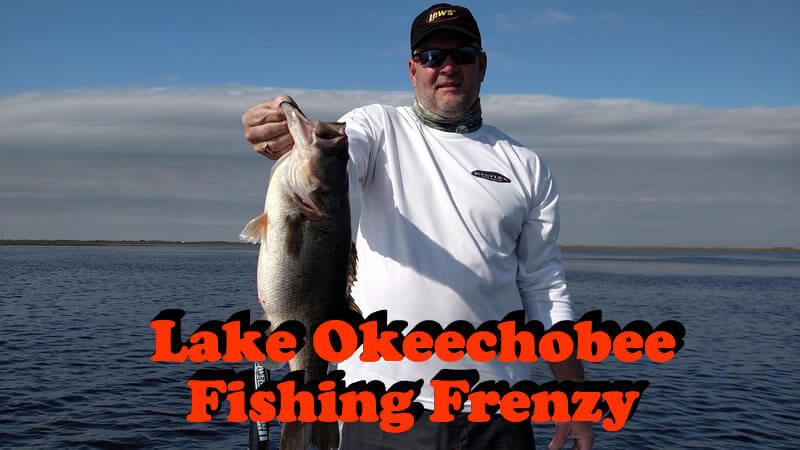Top Water Lake Okeechobee Fishing Frenzy- Clewiston, FL