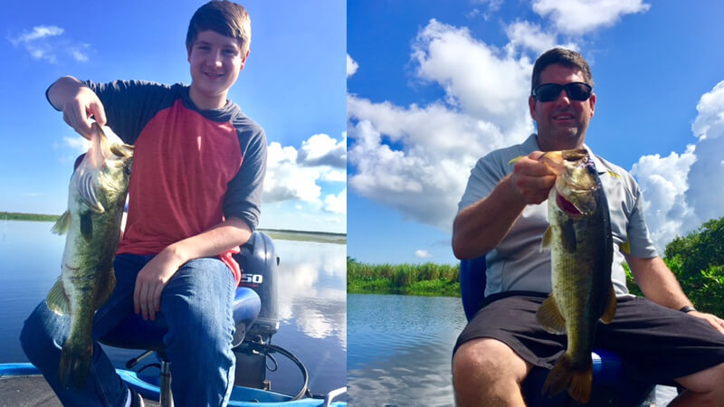 July Slims Fish Camp Family Fishing Adventure