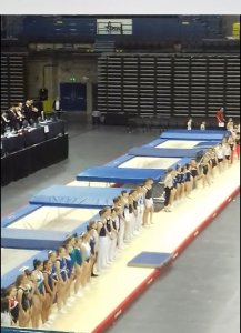 Video: Birmingham Arena Sunday Flight 1 Trampoline 2018