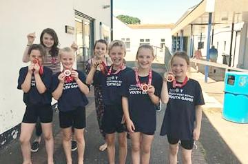 Image: West Devon Team Gold Medal 2018