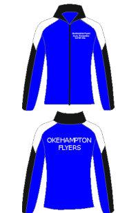 Okehampton Flyers Competition Jacket
