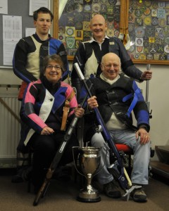Okehampton Smallbore Shooting