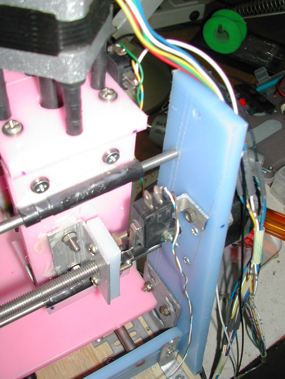 medium resolution of  limit switches wiring everything diy cnc limitswitches 6
