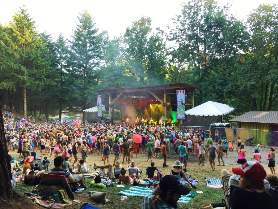 music festival, live concert, Oregon, Northwest String Summit